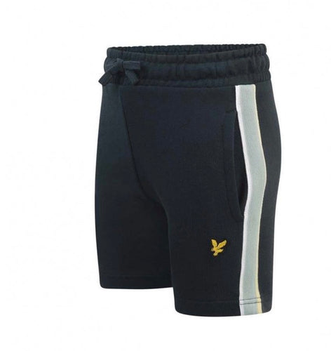Lyle&Scott JR Navy Stripe Shorts
