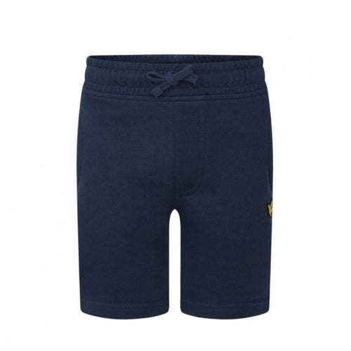 Lyle&Scott JR Navy Logo Shorts