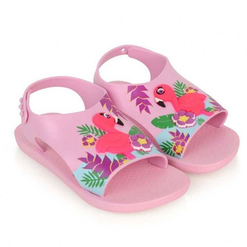 Ipanema Pink Flamingo Sandals