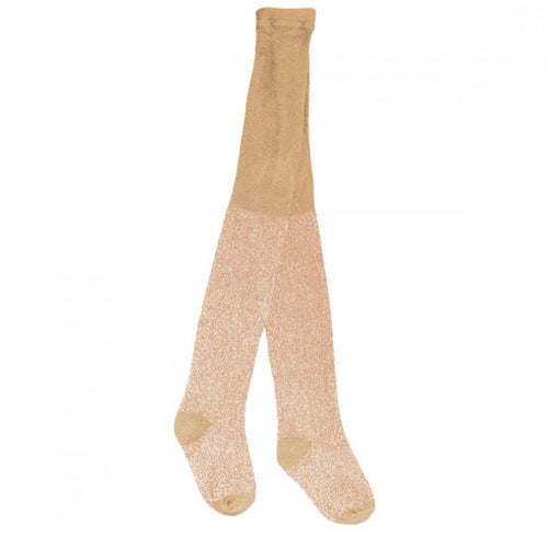 Pex Glitter Gold Tights