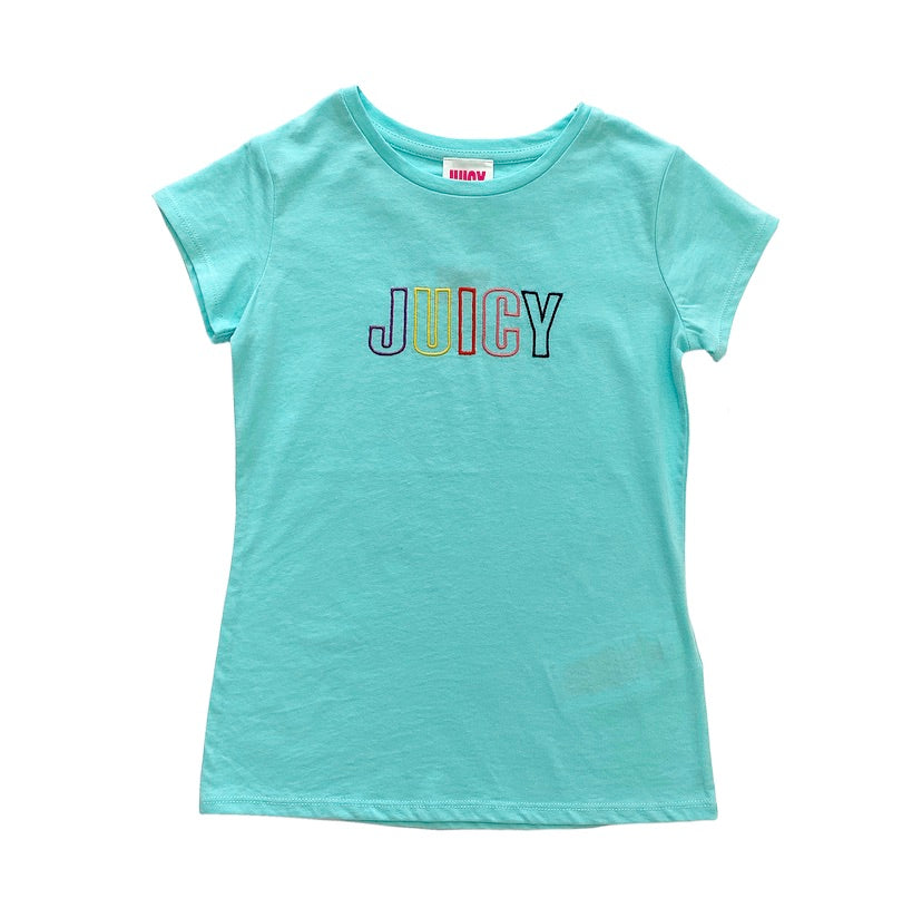 JUICY by Juicy Couture Aqua T-Shirt
