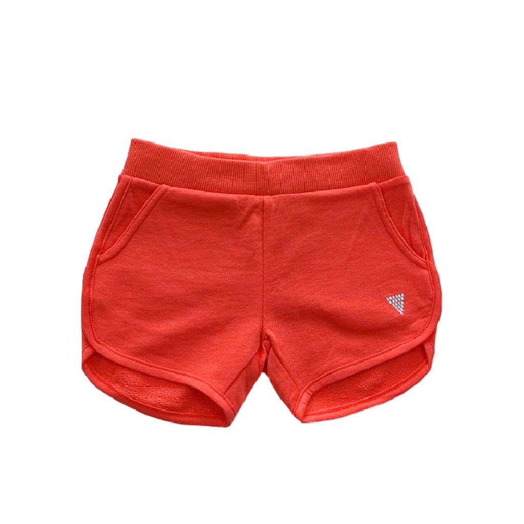 Guess Orange Shorts