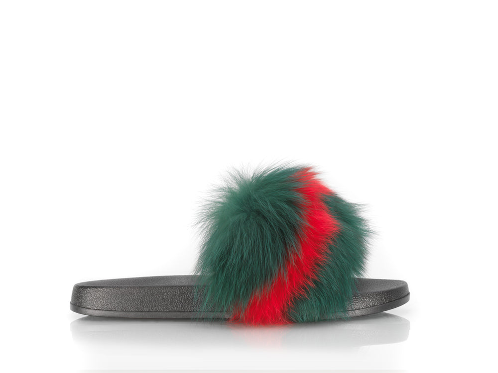 f2ebcc2d2c26 Luxe Fur Slide-Gucci Inspired – Luxe and Love Co.