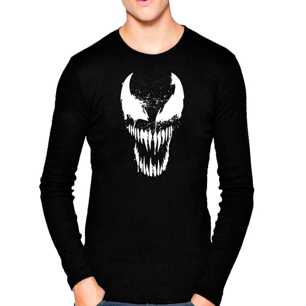 Full Design Shirts | T Shirts For Men Venom Vector Design Printed Cotton T Shirt Youth