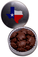 1S Texas Tins with Pecan Turtles