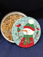 3C Tin Christmas with Jr. Mammoth Pecans