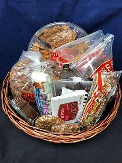 Basket Texas Sampler Basket