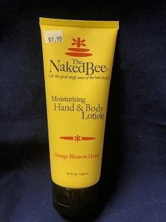 Naked Bee Moisturizing Hand & Body Lotion 6.7 oz