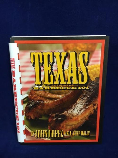 Cookbook Texas Barbecue 101