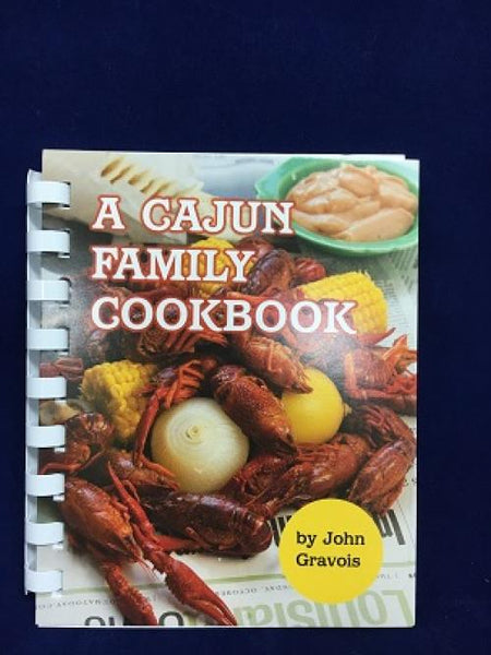 Cookbook - A Cajun Family