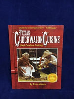 Cookbook Texas Chuckwagon Cuisine