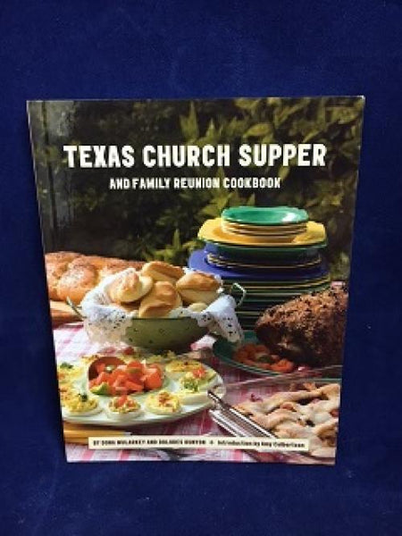 Cookbook Texas Church Supper
