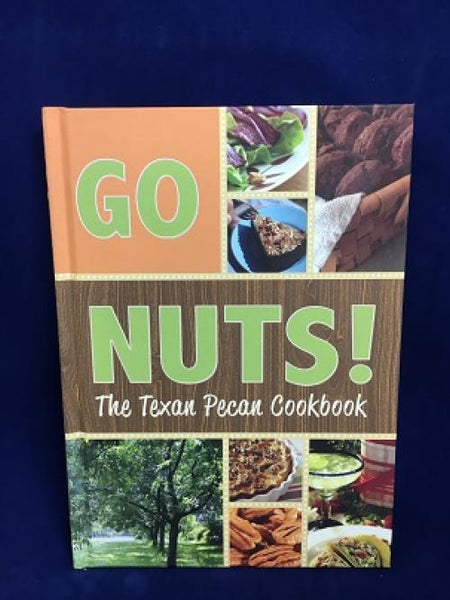Cookbook Go Nuts!