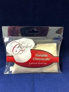 Dessert Ball Pumpkin Cheesecake