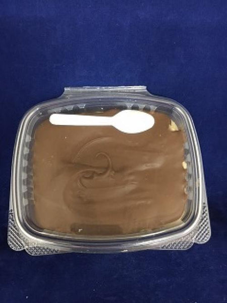 Choc. Peanut Butter Fudge 4 oz.