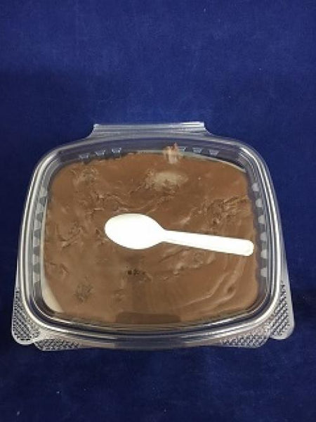 Chocolate Fudge NO Pecans 10oz.
