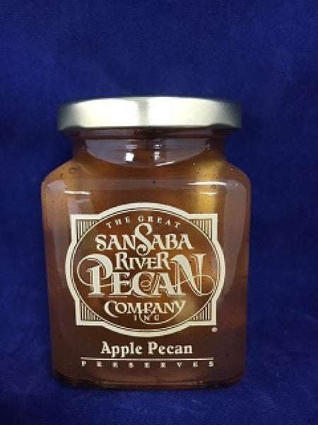Apple Pecan Preserves