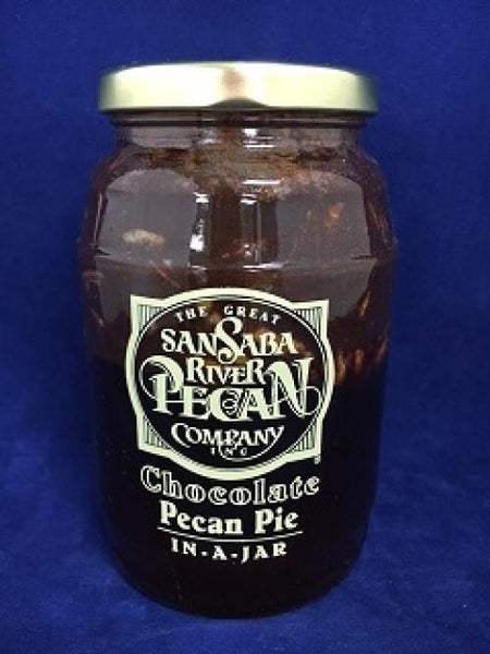 Pecan Pie in a Jar Chocolate