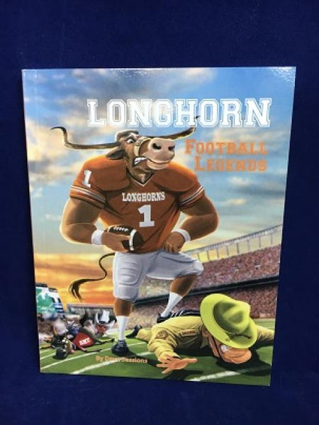 Longhorn Football Legends