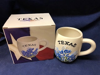 Mug Bluebonnets from Texas