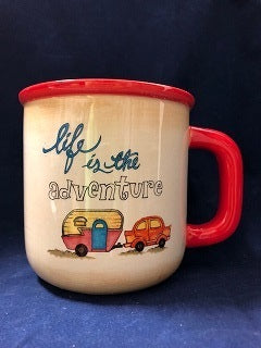 Mugs Life is Adventure