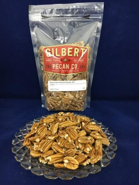 1 lb. Pecan Halves Native Pecans New Crop 2020-2021
