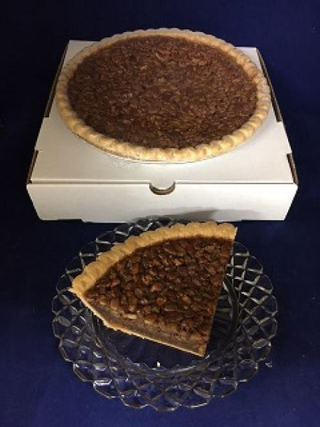 "9"" (Almost)Sugar-Free Pecan Pie"