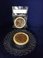 "3"" Chocolate Pecan Pie"