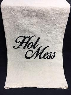 Towel Hot Mess
