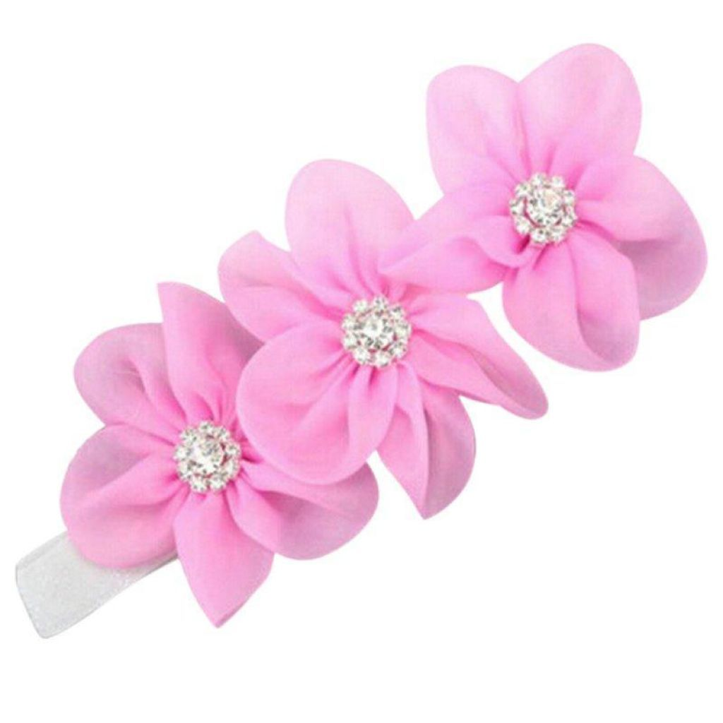 Baby Or Toddler Flower Elastic Headband