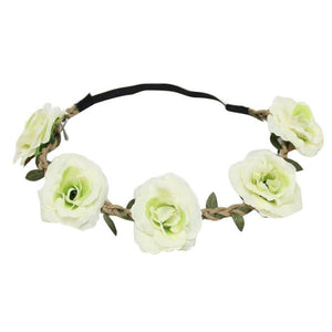 Floral Wedding Hair Wreaths Headband