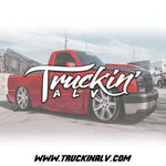 TruckinALV Decals