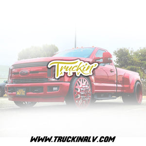 TruckinALV Mini Stickers