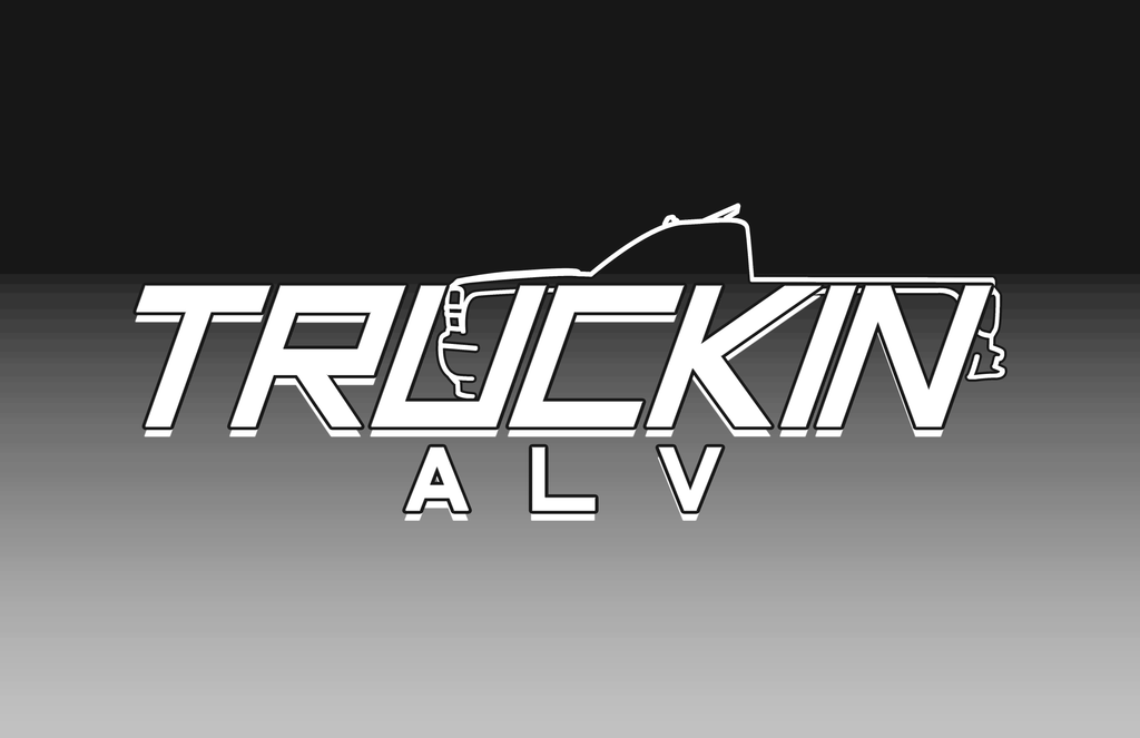 OG TruckinALV Decal