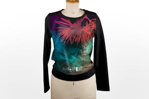 Sweat-shirt Palmier