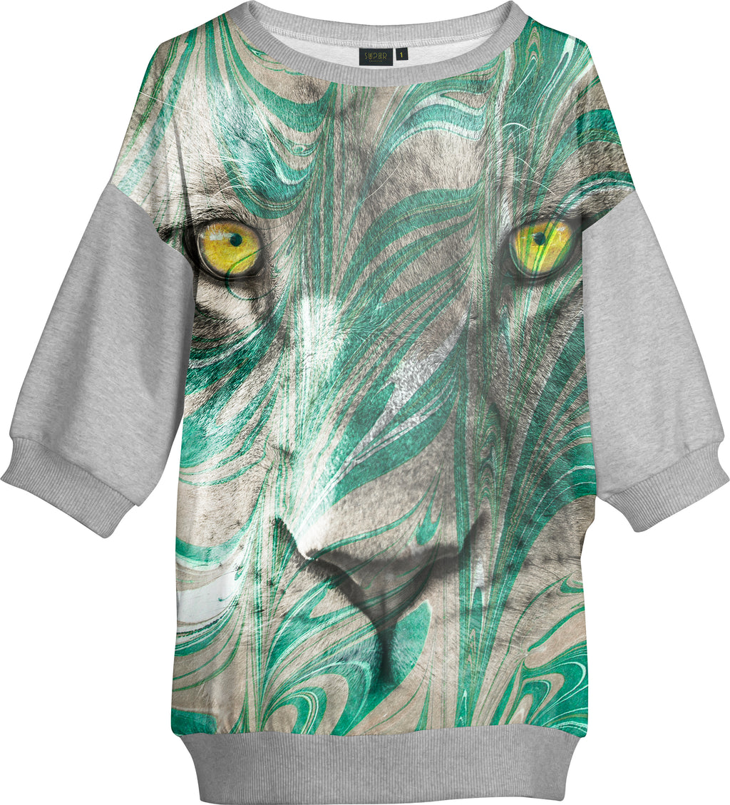 Sweat Large Marbre Lion