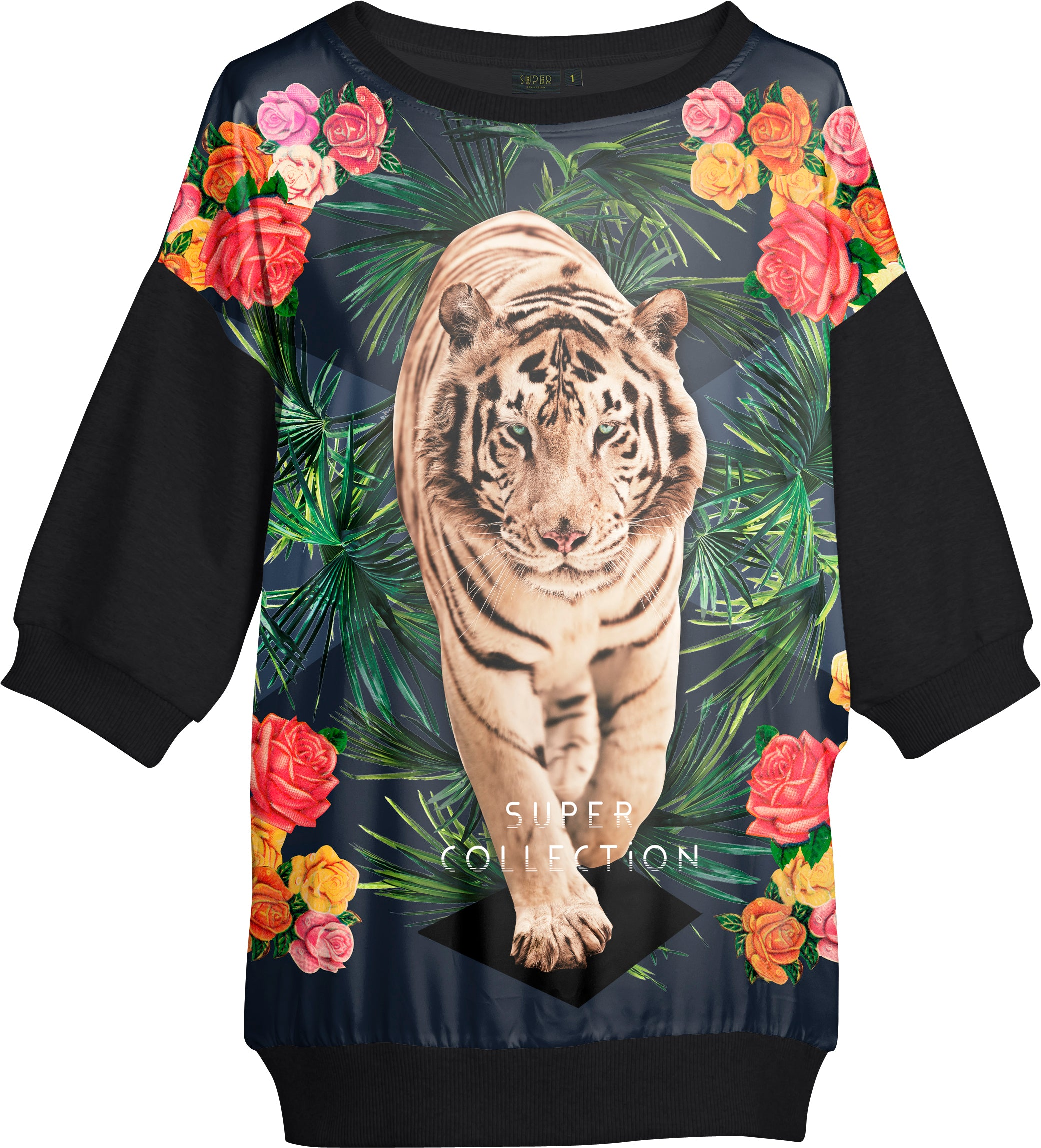 Sweat Large Tigre