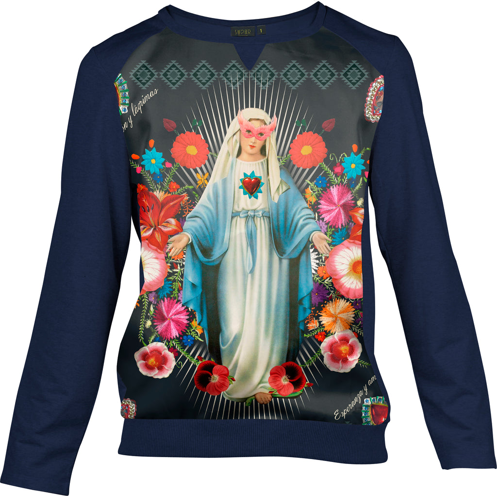 Sweat-shirt Vierge