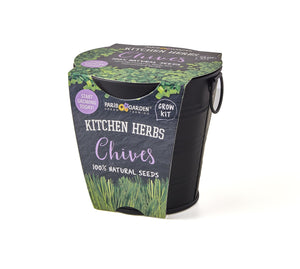 Garden Chef Black Matte - Chives - Zigzagme