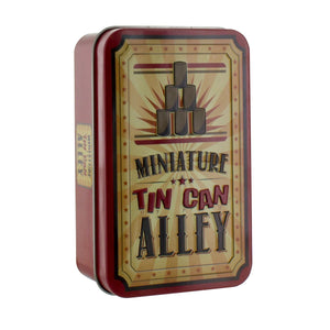 Miniature Tin Can Alley - Zigzagme