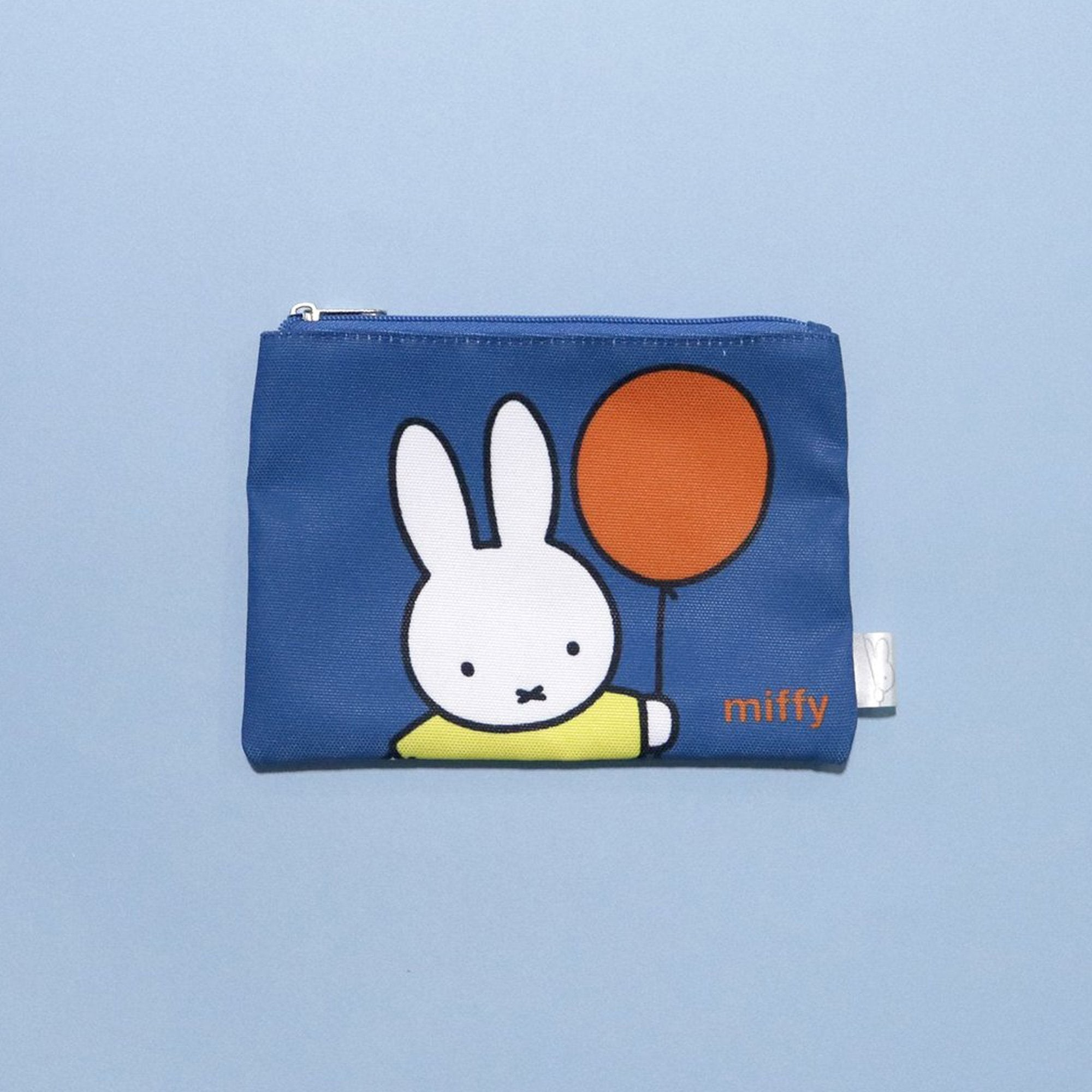 Miffy Balloon Zip Pouch - Zigzagme