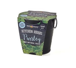 Garden Chef Black Matte - Parsley - Zigzagme