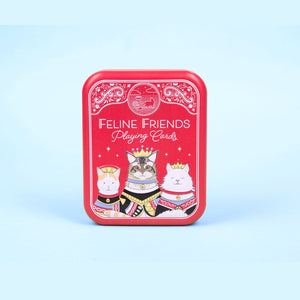 Cats Playing Cards - Zigzagme