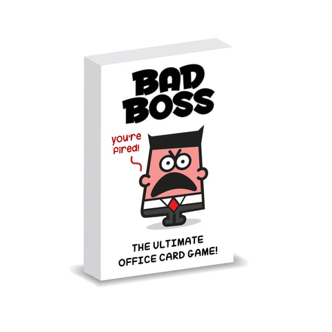 Bad Boss Card Game - Zigzagme