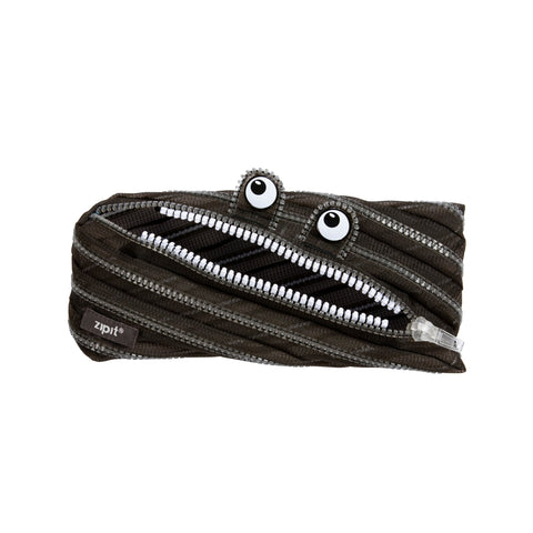Mesh Monster Pouch Black