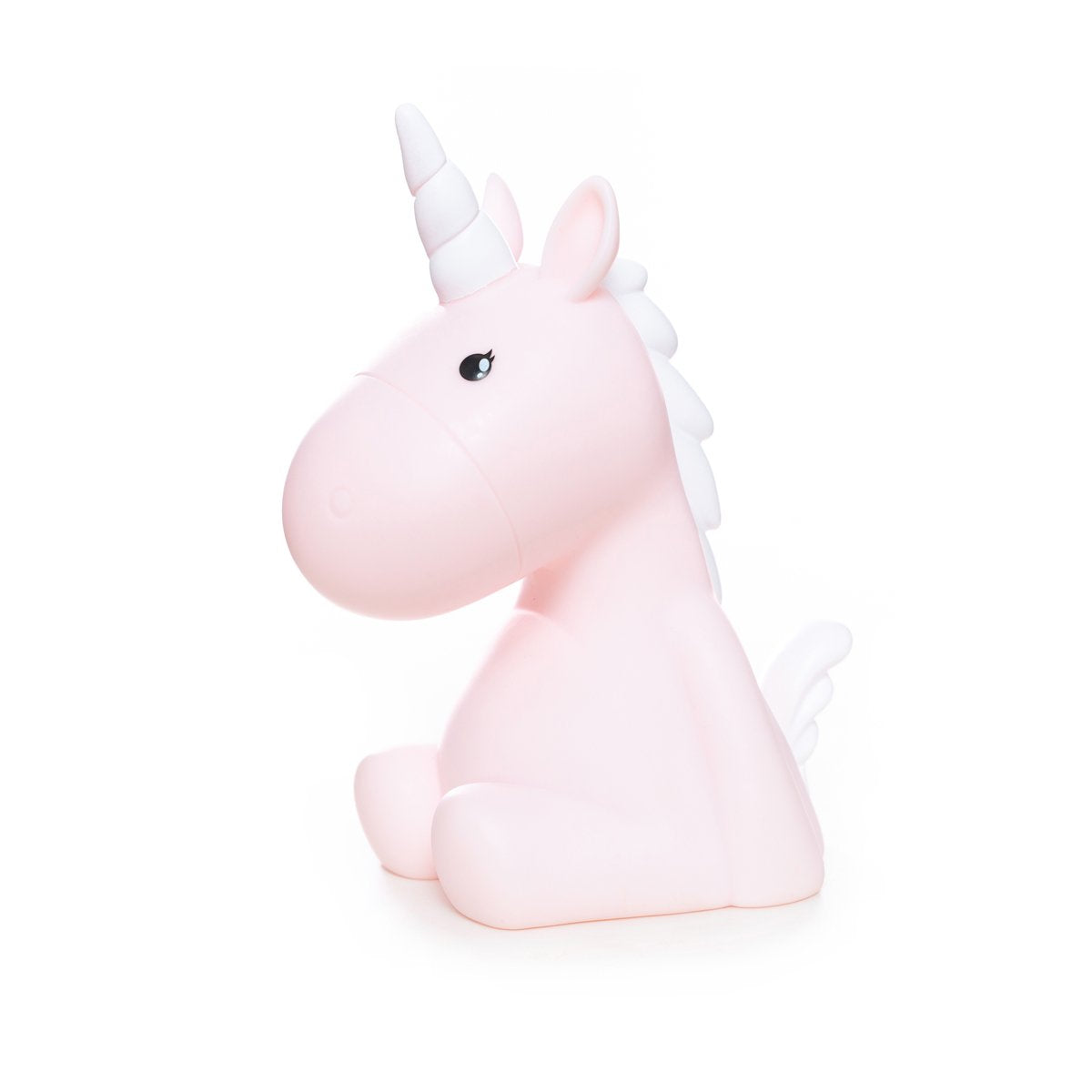 Unicorn Night Light Pink - Zigzagme
