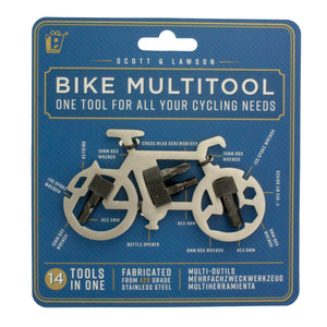 Bike Multi Tool Set