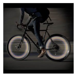 Bike Wheel LED Lights - Zigzagme