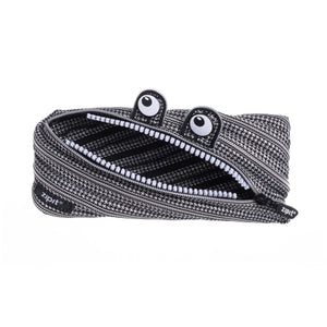 Monster Pouch Black & White