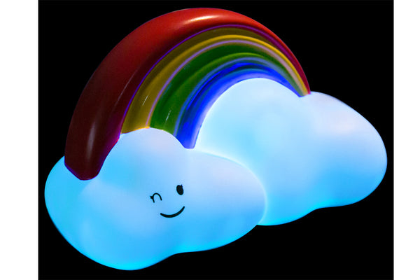 Cloud Rainbow Night Light